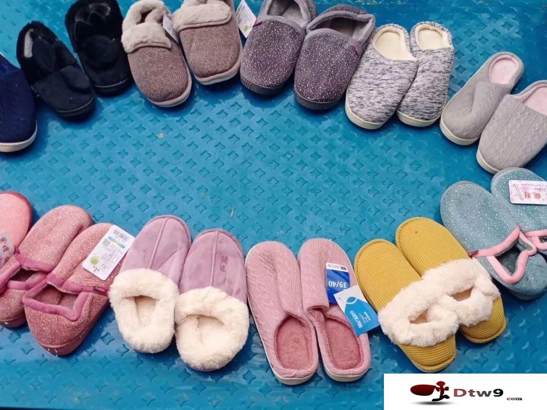 冬季摆地摊卖棉拖鞋,男士拖鞋_女士棉拖_儿童棉鞋货源批发