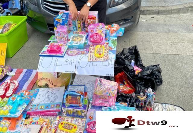 两款适合摆地摊卖的玩具,小乌龟和泡泡机到底能赚钱吗?