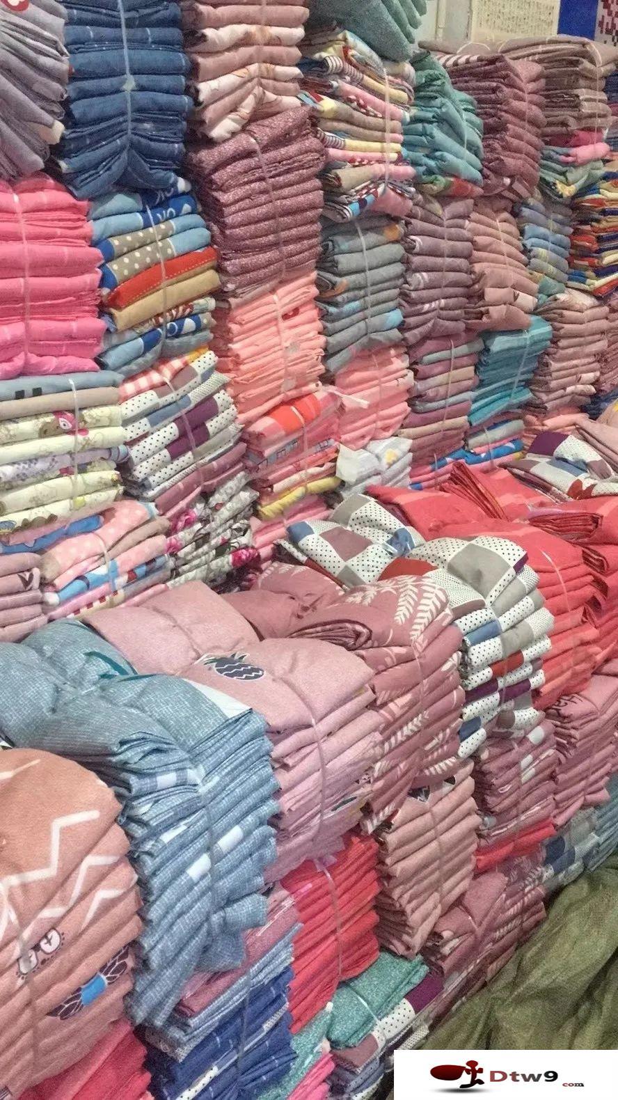 摆地摊跑江湖热销产品,床上四件套货源厂家直销