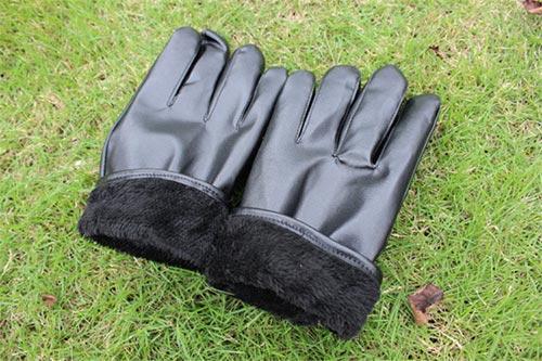 「手套」摆地摊PU触屏男式手套,地摊女士触屏手套,冬天摆地摊手套批发价格