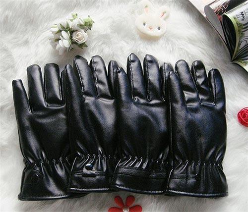 摆地摊PU触屏男式手套,地摊女士触屏手套,冬天摆地摊手套批发价格