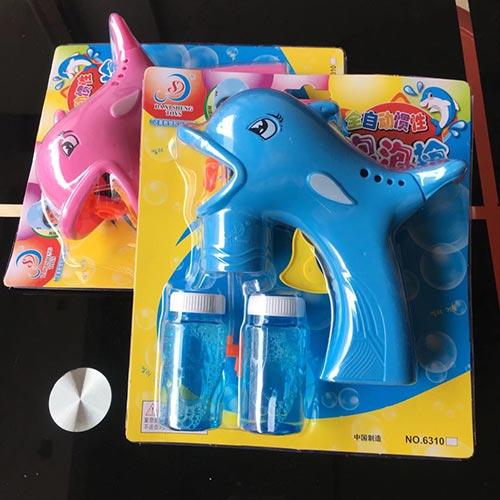 玩具货源批发:海豚泡泡枪批发,儿童泡泡玩具