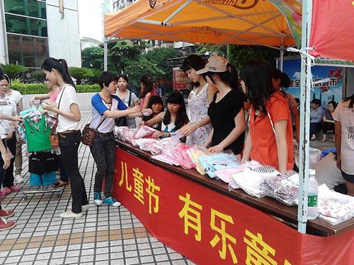 老江湖分享摆地摊日赚千元的技巧-义乌地摊网