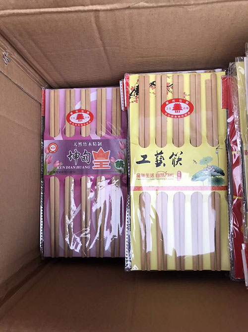 5元两板模式筷子,摆地摊筷子批发