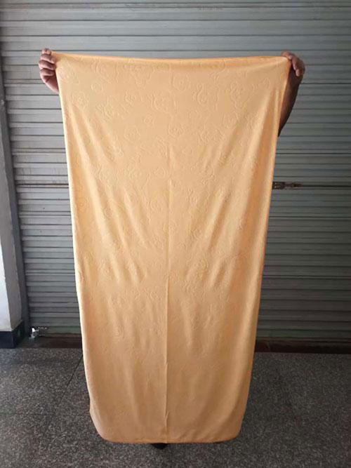 摆地摊德国大浴巾批发。加厚版210克,70×140cm大尺寸-义乌地摊网