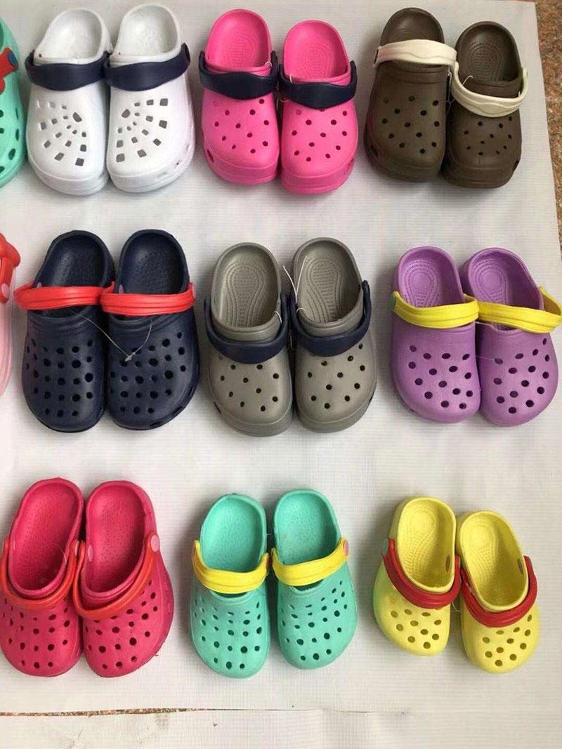 2019儿童新款洞洞鞋,夏天摆地摊洞洞鞋批发