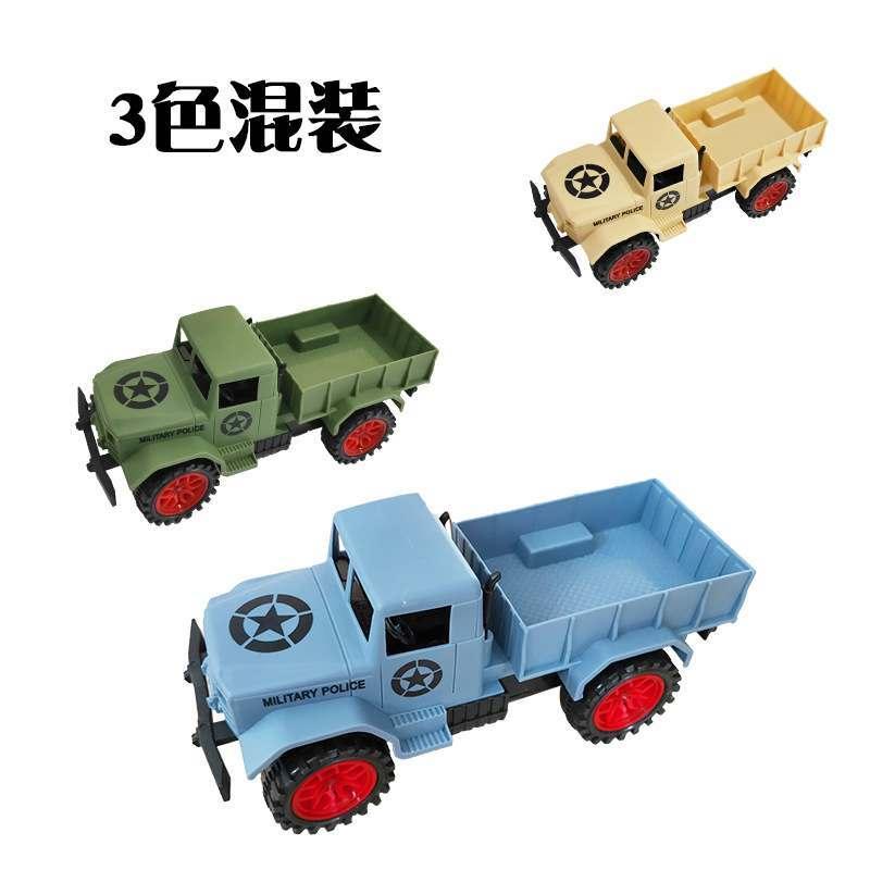 遥控军用卡车玩具礼品_适合赠送_卡车模型玩具-义乌地摊网