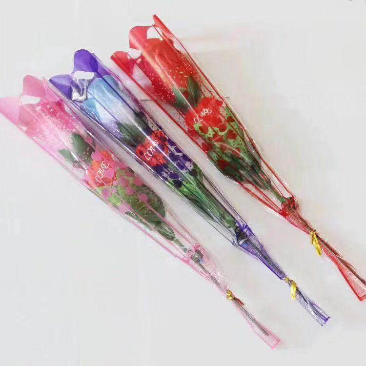 情人节单支玫瑰花批发_发光玫瑰花批发,三色玫瑰花-义乌地摊网