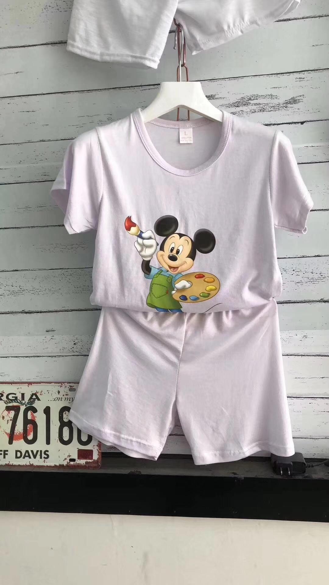 儿童套装批发 地摊跑量15元模式儿童衣服货源