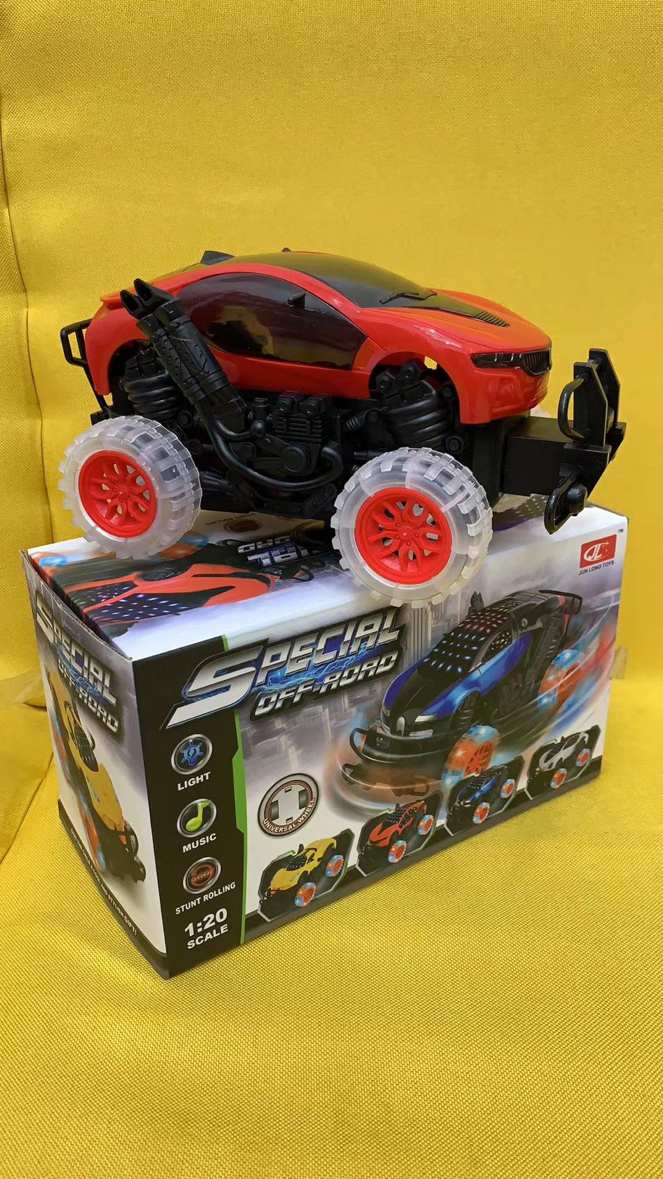 儿童特技玩具车系列 玩具货源批发 摆地摊夜市卖什么好