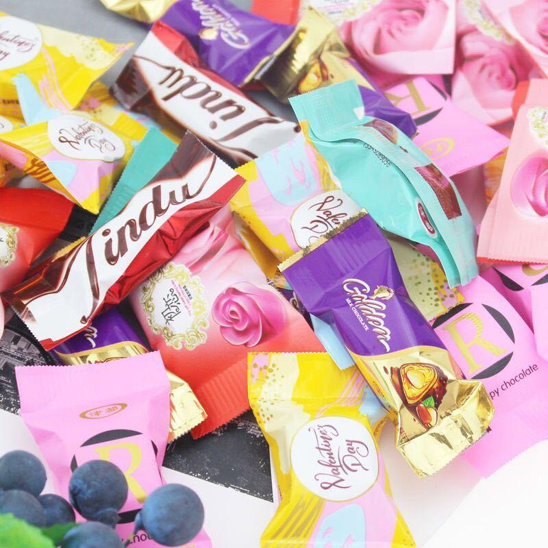味思巧克力生产厂家 批发多少钱一斤
