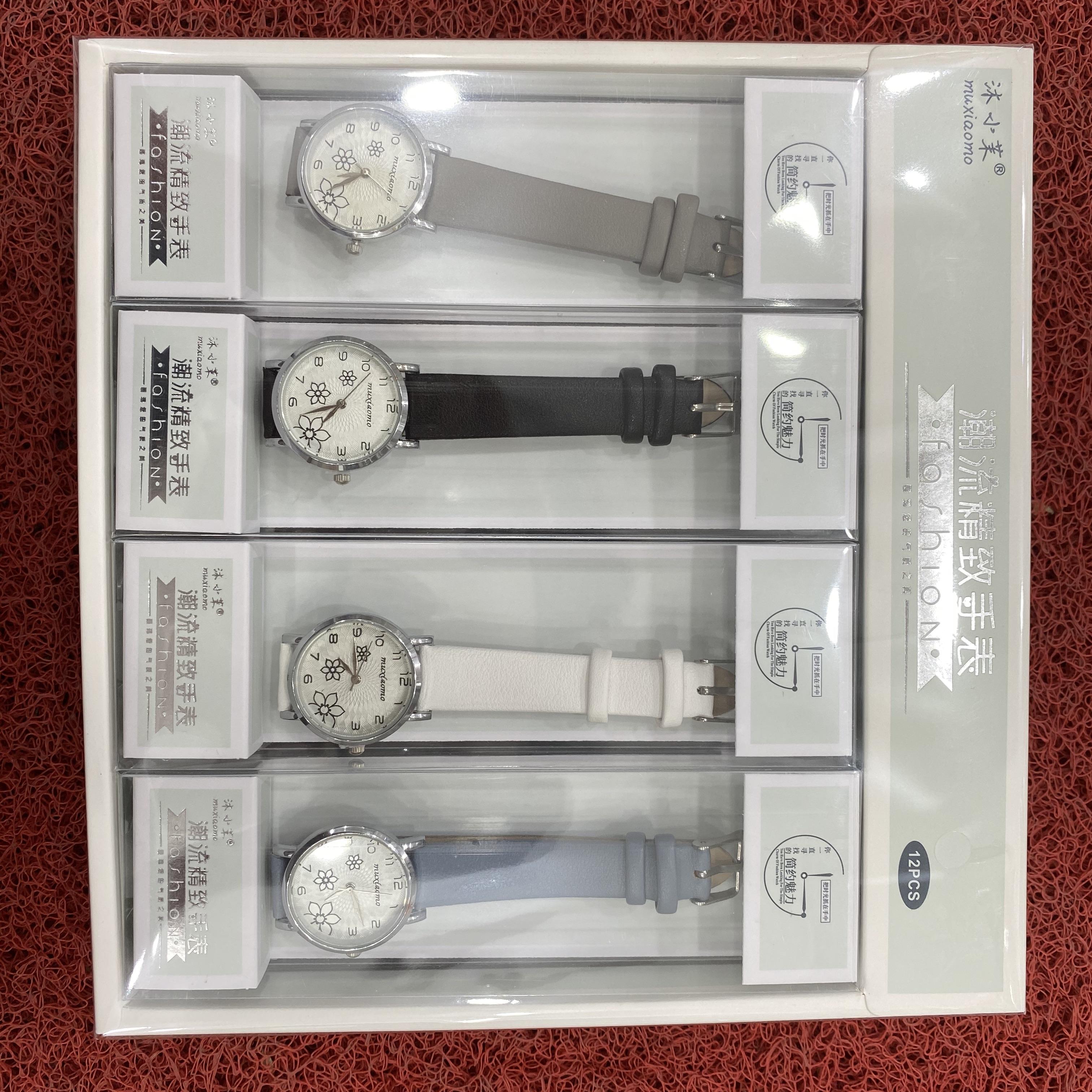 精品盒装手表批发 精品店手表货源